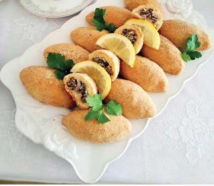 غذای افطار آشپزی ترکی