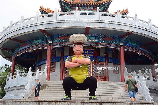 روش مرد چینی کاهش وزن