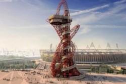 بلندترین سرسره جهان در انگلیس+عکس