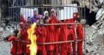 داعش 19 دختر ایزدی را زنده در قفس آتش زد