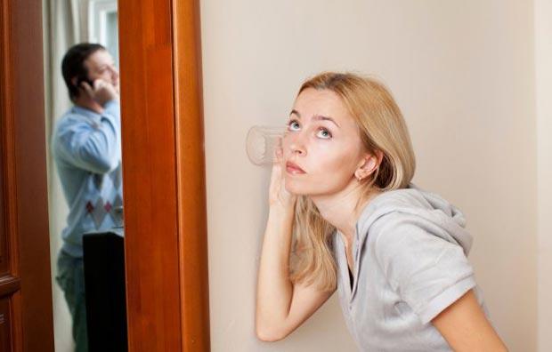 شک به همسر Suspicion