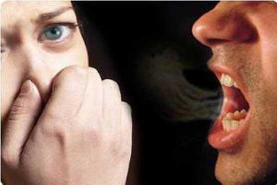 بوی بد دهن bad-breath