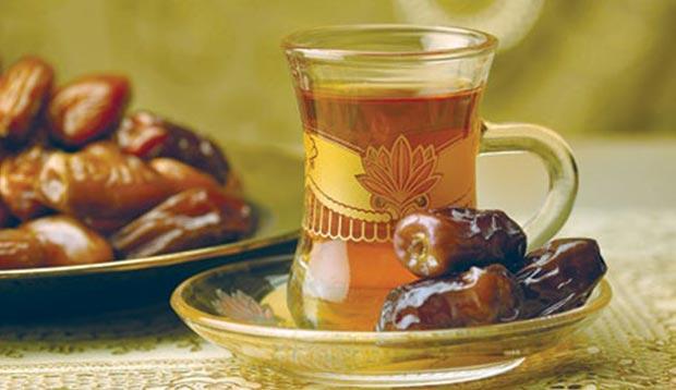خرما افطار dates