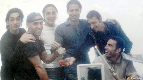 تیپ ستارگان فوتبال ایران، از علی پروین تا سوشا مکانی