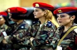 سرنوشت محافظان زن دیکتاتور سابق لیبی چه شد؟