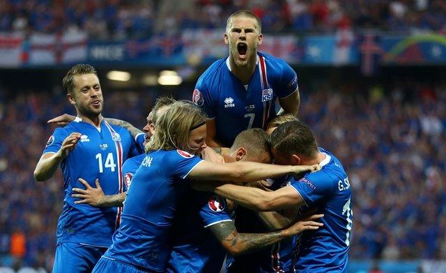 تیم فوتبال ایسلند