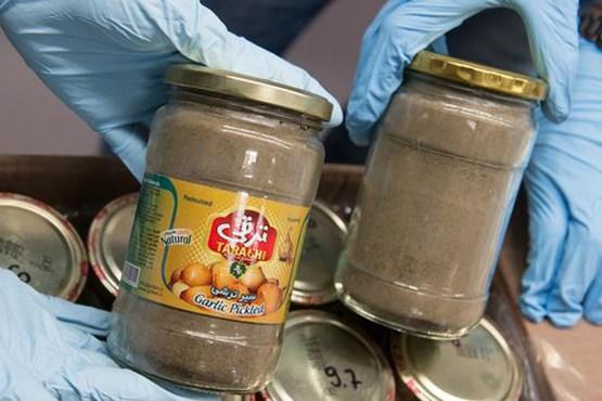 شگردهای جاسازی مواد مخدر