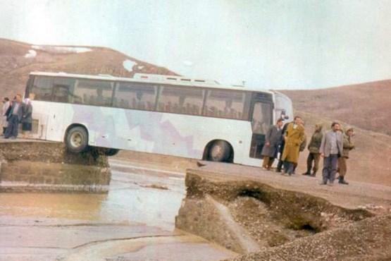 عکس تصادفات خنده دار