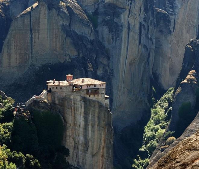 متئورا، یونان