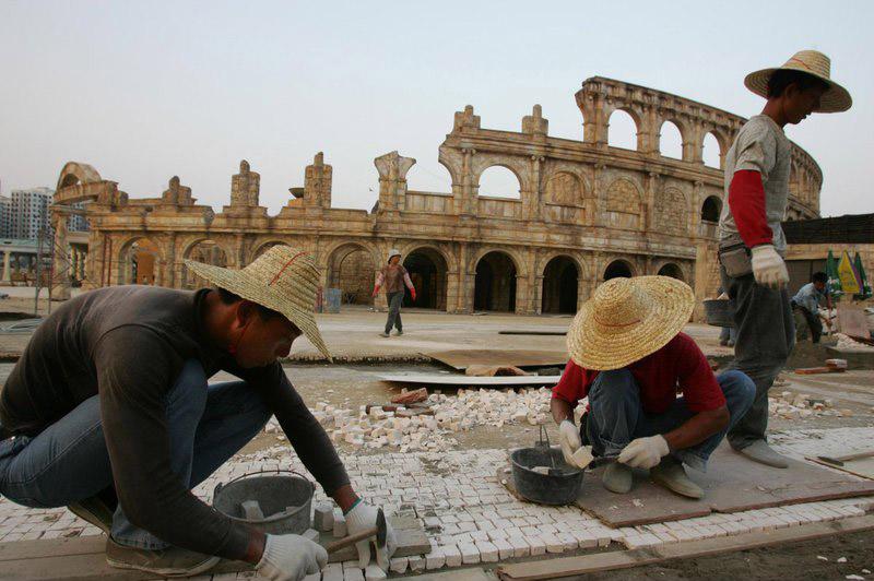 کلزیوم تقلبی در چین