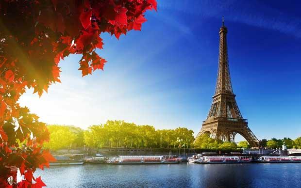 برج اصلی ایفل در پاریس