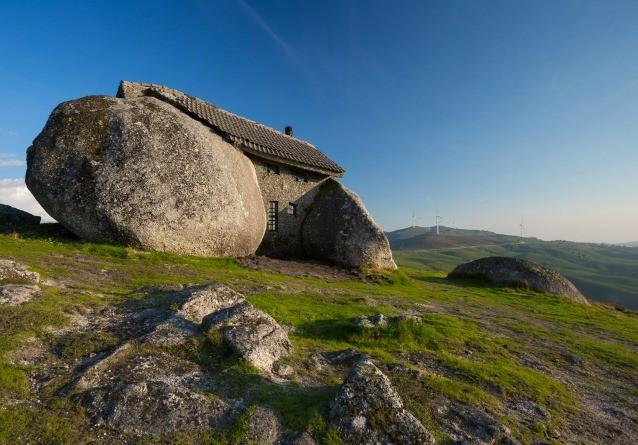 خانه کوهستانی فافه در پرتغال