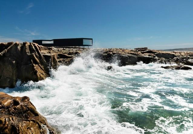خانه ساحلی جزیره فوگو کانادا