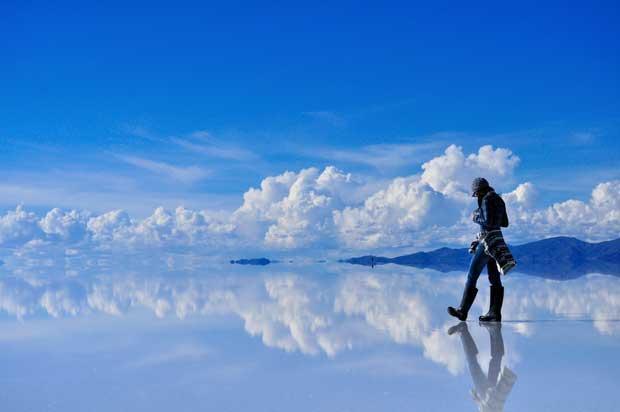 بولیوی، Salar de Uyuni