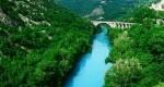 رودخانه سوچا؛ زیباترین رودخانه جهان در اسلوونی