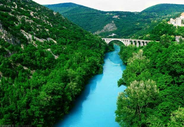 دیدن رودخانه در خواب,تعبیر خواب آب