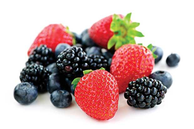 تقویت قوای جنسی مردان,انواع توت berries
