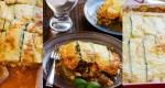 دستور پخت لازانیای کدو سبز به همراه گوشت بوقلمون
