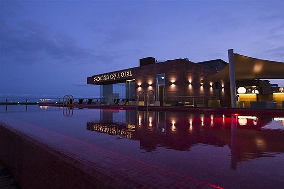 هتل کریستیانو رونالدو cr7-hotels