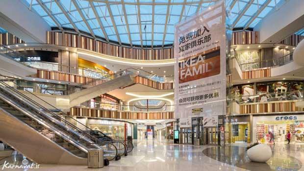 مرکز خرید شانگهای