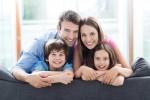 خانواده شاد و موفق happy-family