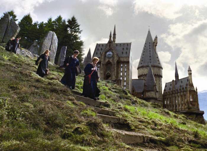 مدرسه اصلی جادوگری هاگوارتز