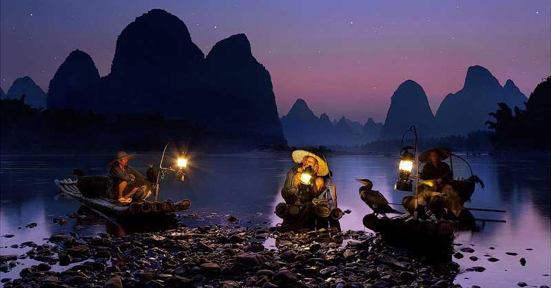 پارک ملی گویلین چین