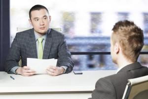interview مصاحبه استخدامی