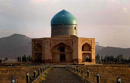 گنبد سلتانیه،جاهای دیدنی زنجان