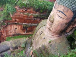 leshan-giant-buddha-china تندیس بودا