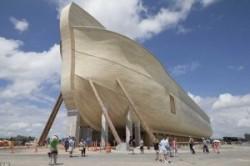 کشتی نوح؛ یک جاذبه دیدنی در آمریکا!+عکس