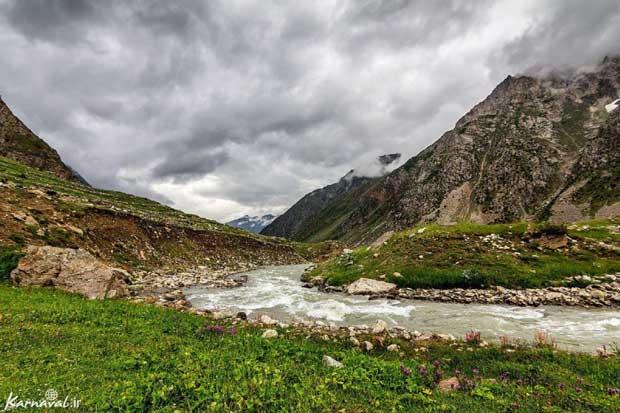 طبیعت پاکستان دره کاقان