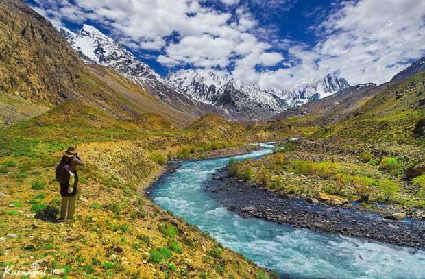 طبیعت زیبای پاکستان شاندور