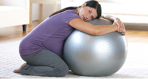 تمرینات بارداری
