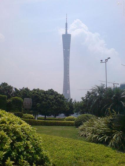 برج کانتون چین- ارتفاع برج : 600 متر