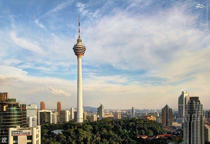 برج کی ال مالزی - ارتفاع برج: 421 متر