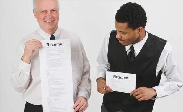 نوشتن رزومه resume