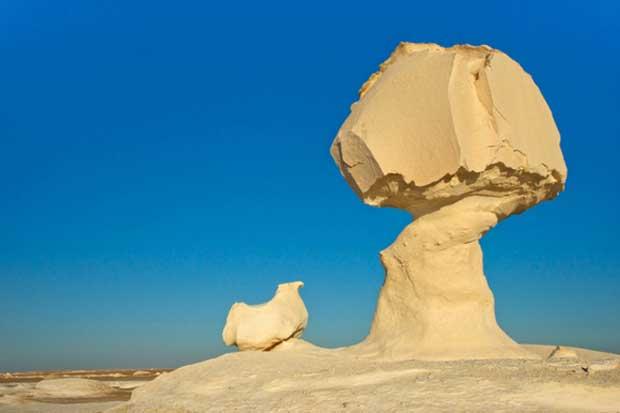 مصر، White Desert