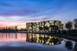 موزه گل رز شهر پکن؛ یک موزه متفاوت در چین+عکس