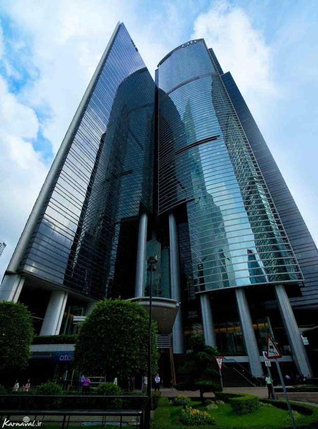 هنگ کنگ پلازای شانگهای