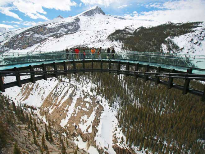 Skywalk کانادا