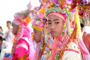 فرهنگ و رسوم تایلند