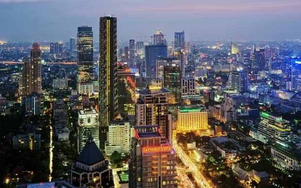 شهرهای دیدنی و مهم تایلند