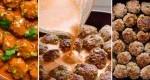 طرز تهیه کوفته کدو سبز  و گوشت بوقلمون+سس مخصوص