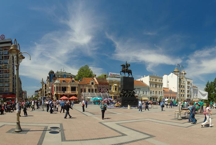 جاهای دیدنی صربستان نیس-nis