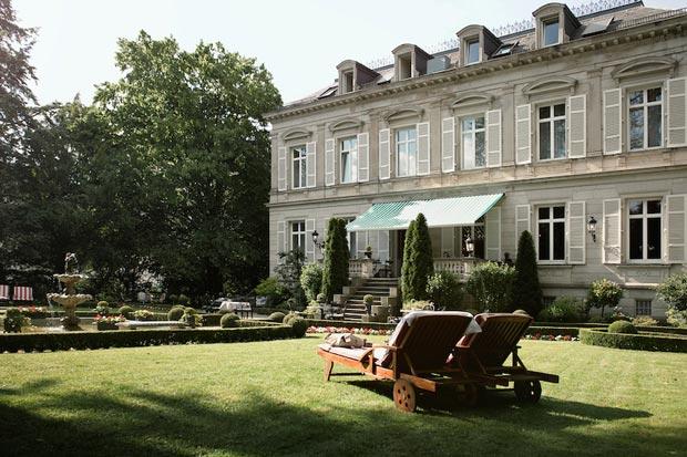 هتل Belle Epoque