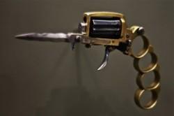 8 مدل از بدترین سلاحهای گرم تاریخ+عکس
