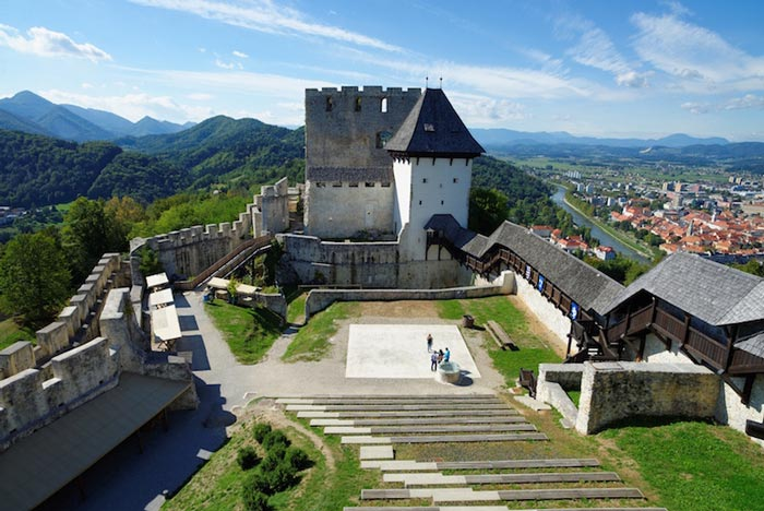 جاهای دیدنی اسلوونی برای تفریح و گردشگری