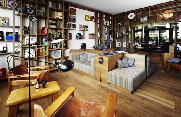 هتل 25Hours Hotel Hafencity، هامبورگ