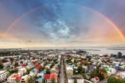 جاهای دیدنی و اماکن گردشگری ایسلند